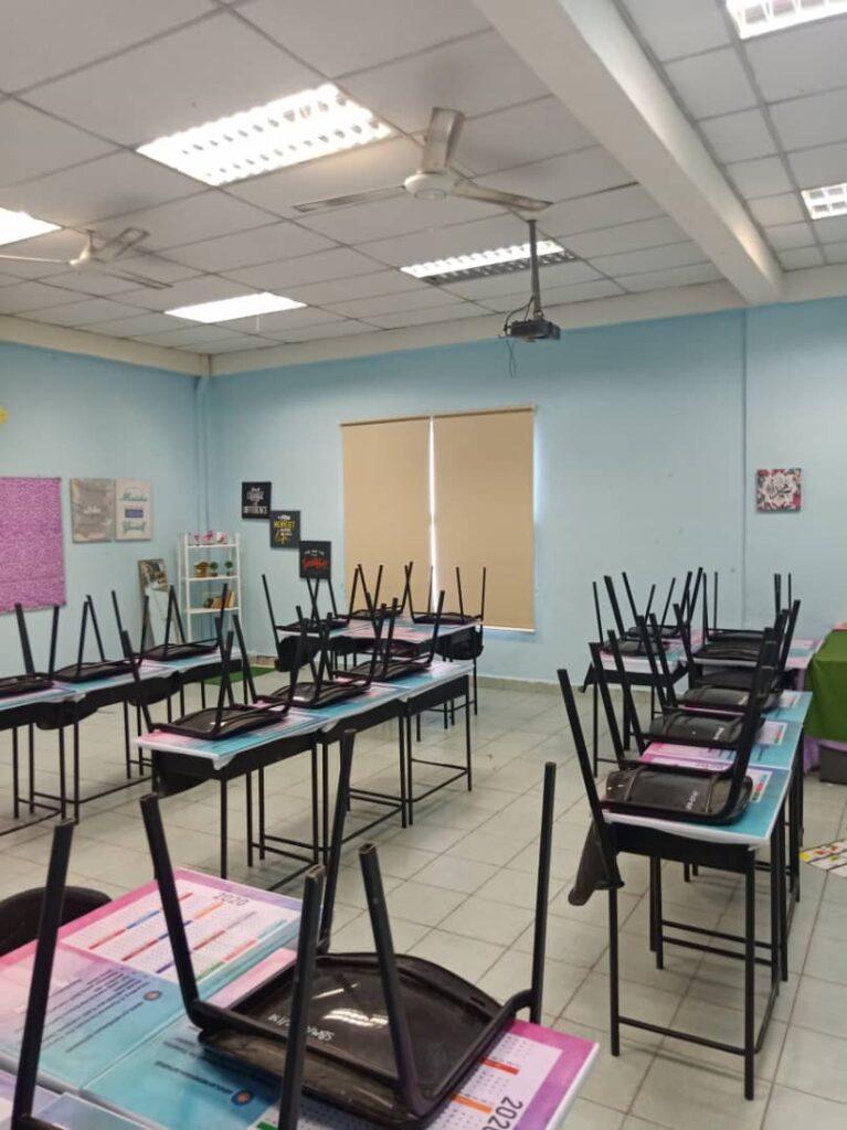 blackout roller blinds for school