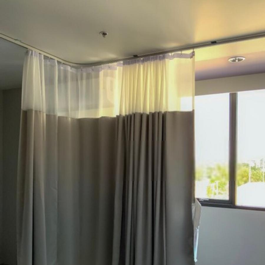 curved flexible curtain tracks