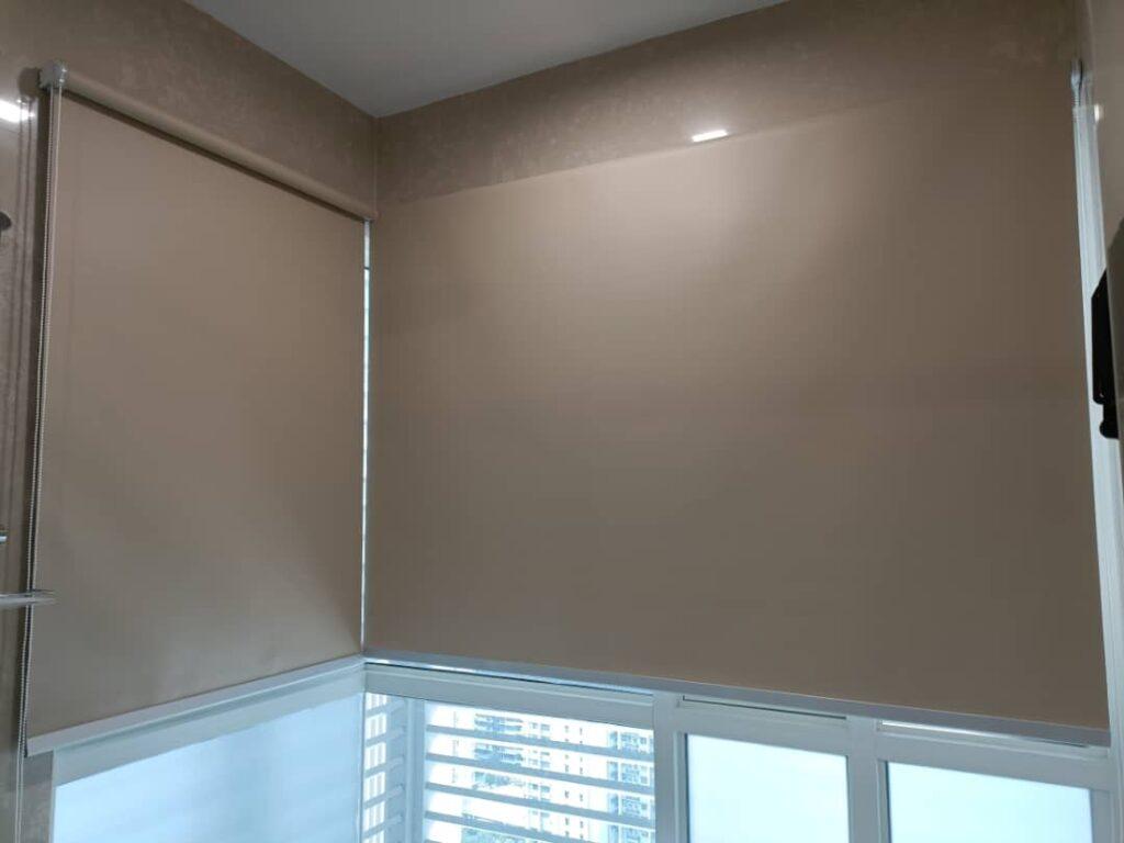 blackout roller blinds for bedroom