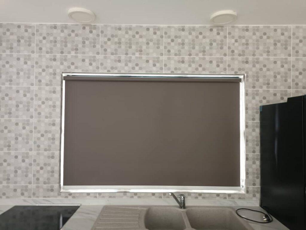 blackout roller blinds for room