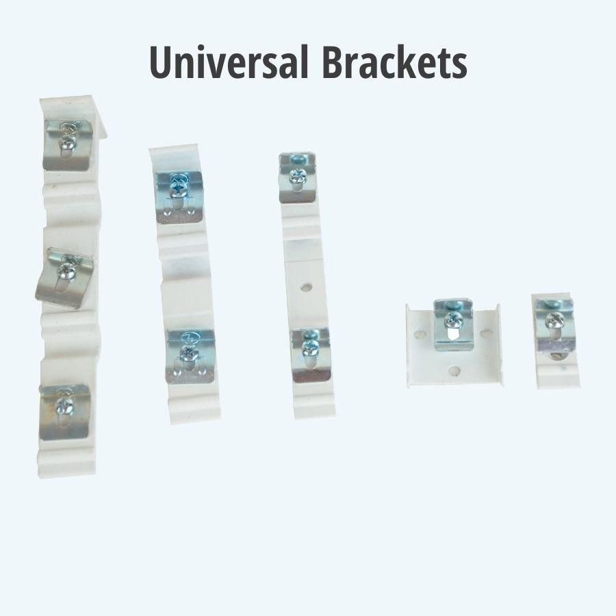 universal brackets